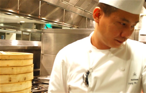 A Cooking Class with The Wizard of Hakkasan – درس طبخ مع شيف هاكاسان