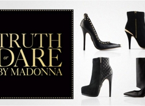 Truth or Dare Shoes by Madonna – جديد مادونا: أحذية تروث أور دير